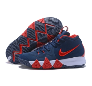 New Nike Kyire 4 Red Blue
