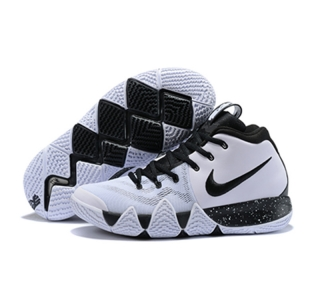 New Nike Kyire 4 Black White