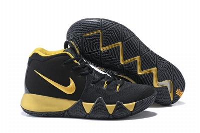 New Nike Kyire 4 Black Gold