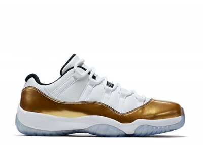 Air Jordan 11 Low Gold Medal