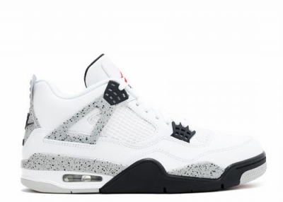 Air Jordan 4 OG 89 White Cement
