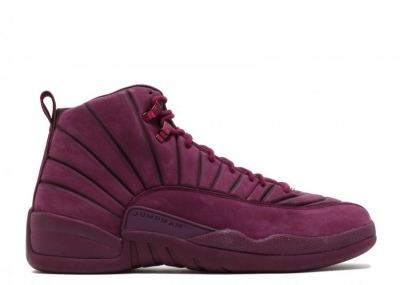 PSNY x Air Jordan 12 Bordeaux