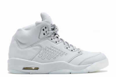 Air Jordan 5 Pure Platinum