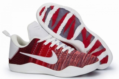 Kobe 11 Shoes Red Horse