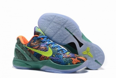 Kobe 6 Shoes The Road Of Great Master