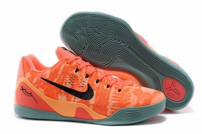 Kobe 9 Shoes Low The Flame Day
