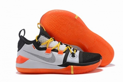 Nike Kobe AD EP Shoes Grey Black Orange