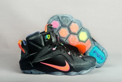 Nike Lebron James 12 Shoes Governor